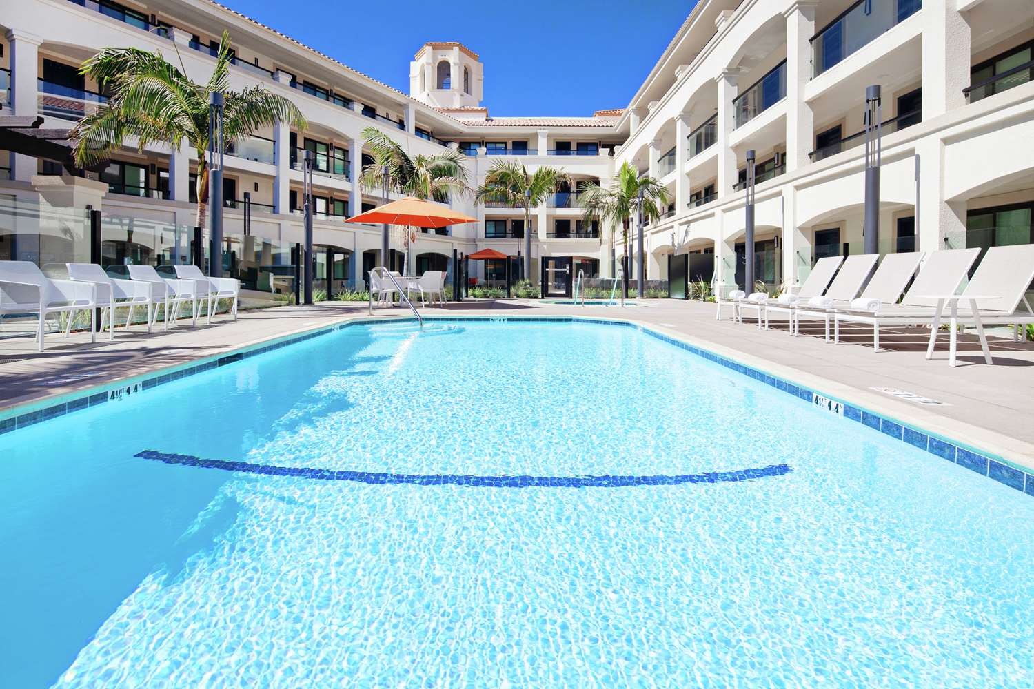 Pool - Homewood Suites by Hilton Central San Diego