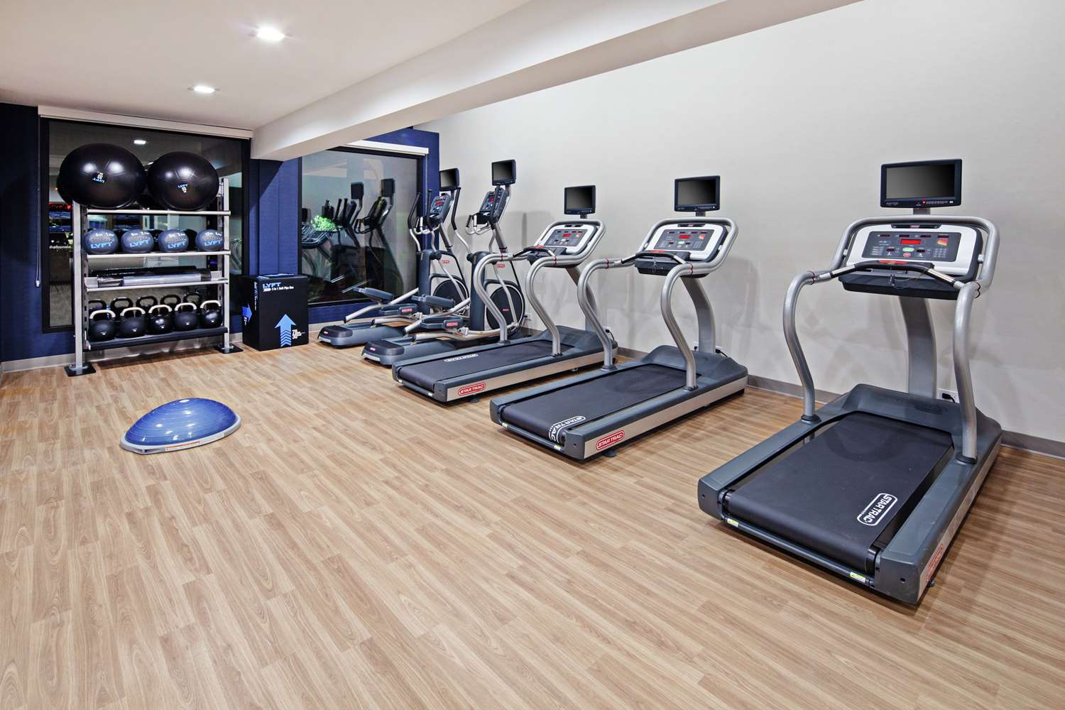 Fitness/ Exercise Room - Homewood Suites by Hilton Central San Diego