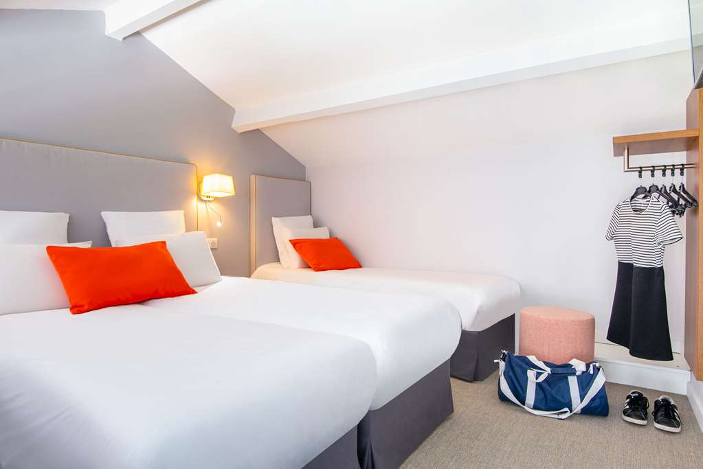 Hôtel Kyriad Lyon est - Saint Quentin Fallavier
