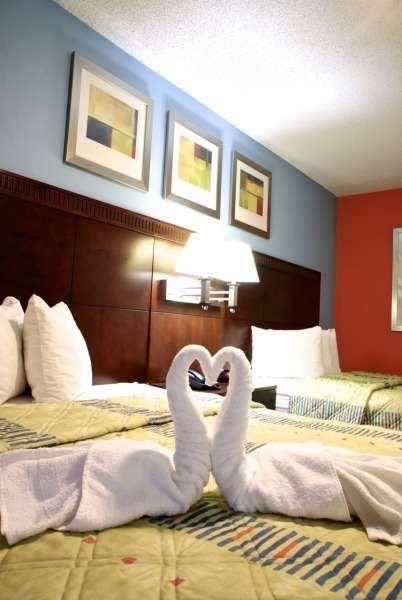 Room - Flamingo Waterpark Resort Kissimmee