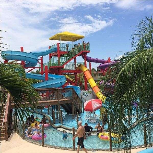 Recreation - Flamingo Waterpark Resort Kissimmee