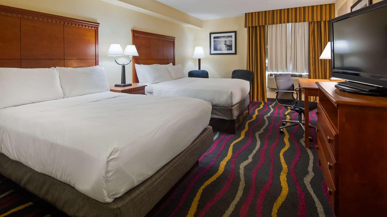 Room - SureStay Plus Hotel by Best Western Jacksonville
