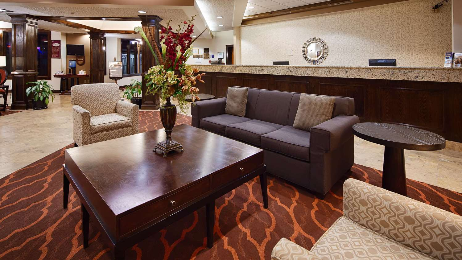 Lobby - SureStay Collection by Best Western Lehigh Valley Hotel Bethlehem