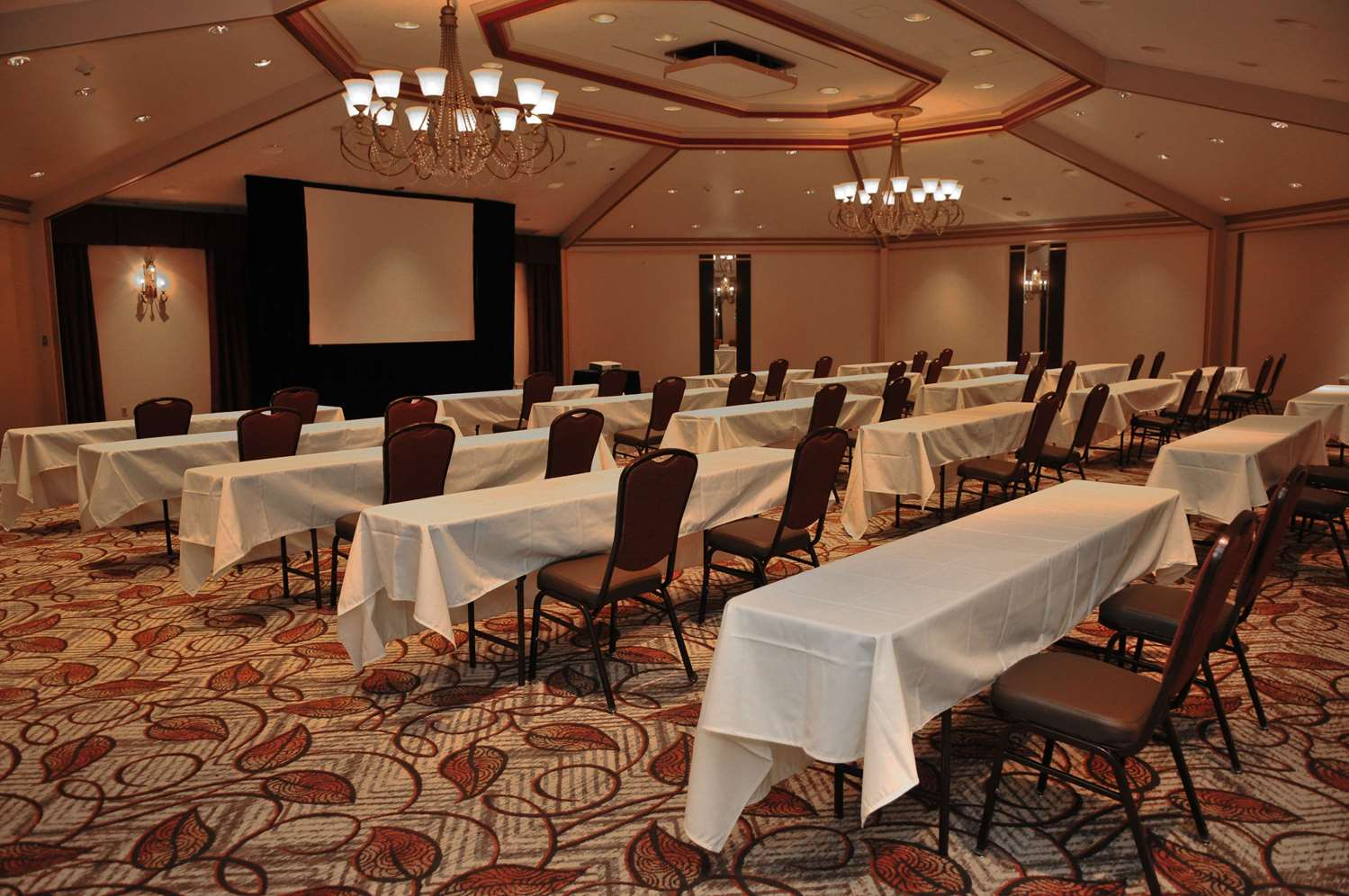Ballroom - SureStay Collection by Best Western Lehigh Valley Hotel Bethlehem