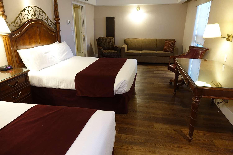 Room - Chateau Louis Hotel & Conference Centre Edmonton