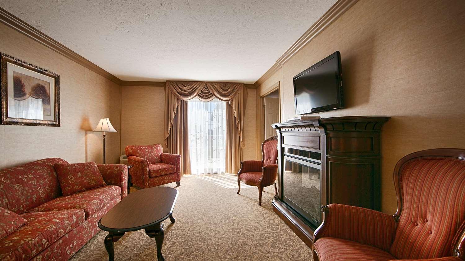 Suite - SureStay Plus Hotel by Best Western Kincardine