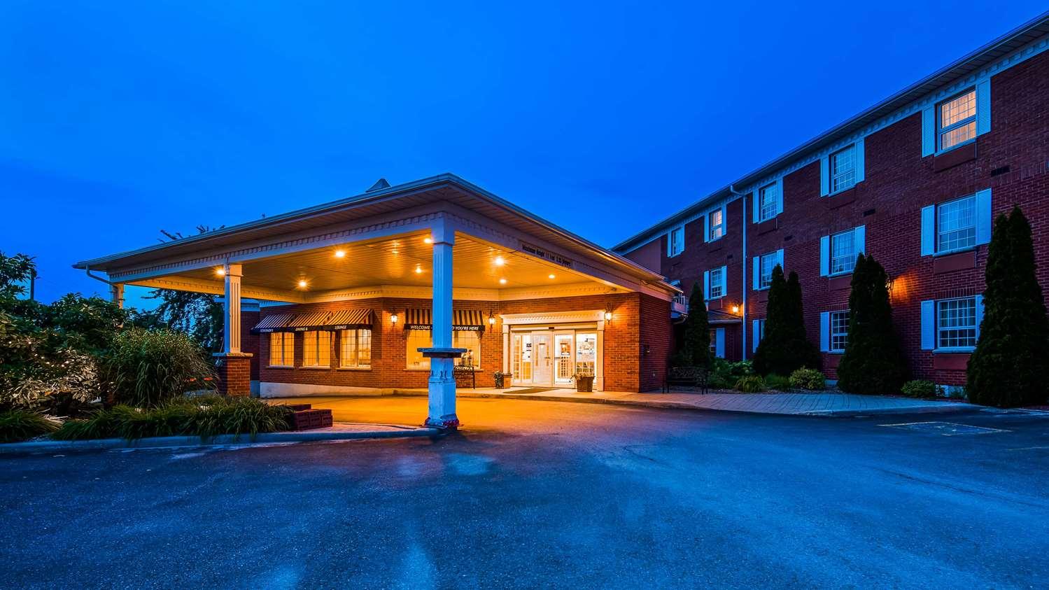 Exterior view - SureStay Plus Hotel by Best Western Kincardine