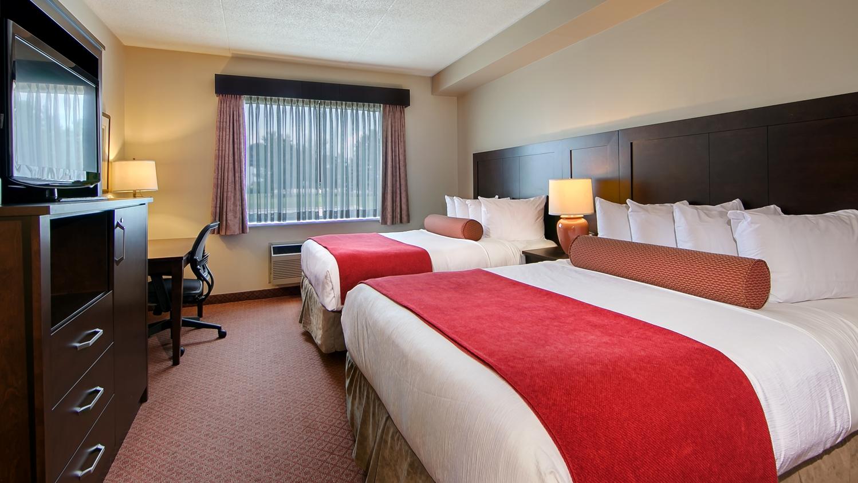 Room - Best Western Plus Stoneridge Inn & Suites London