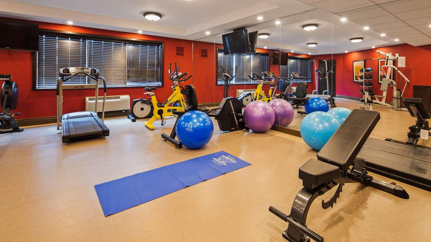 Fitness/ Exercise Room - Best Western Plus Stoneridge Inn & Suites London
