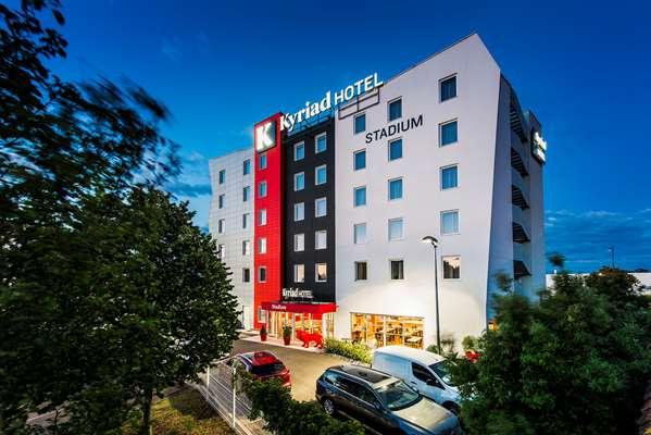 HOTEL KYRIAD LYON EST - Stadium - Eurexpo
