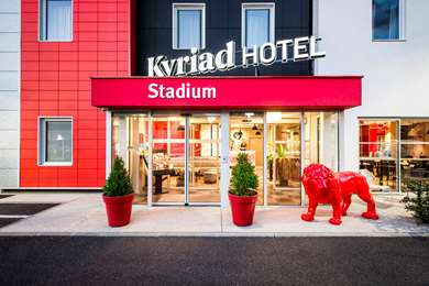 Hôtel KYRIAD LYON EST - Stadium - Eurexpo