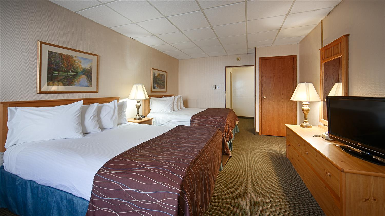 Room - Best Western Lee's Motor Inn Chamberlain