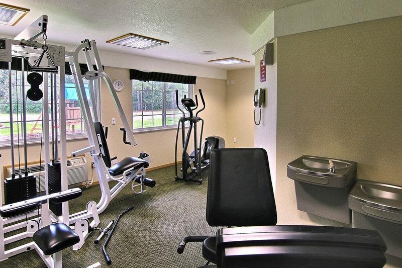 Fitness/ Exercise Room - Best Western Harbor Springs Inn