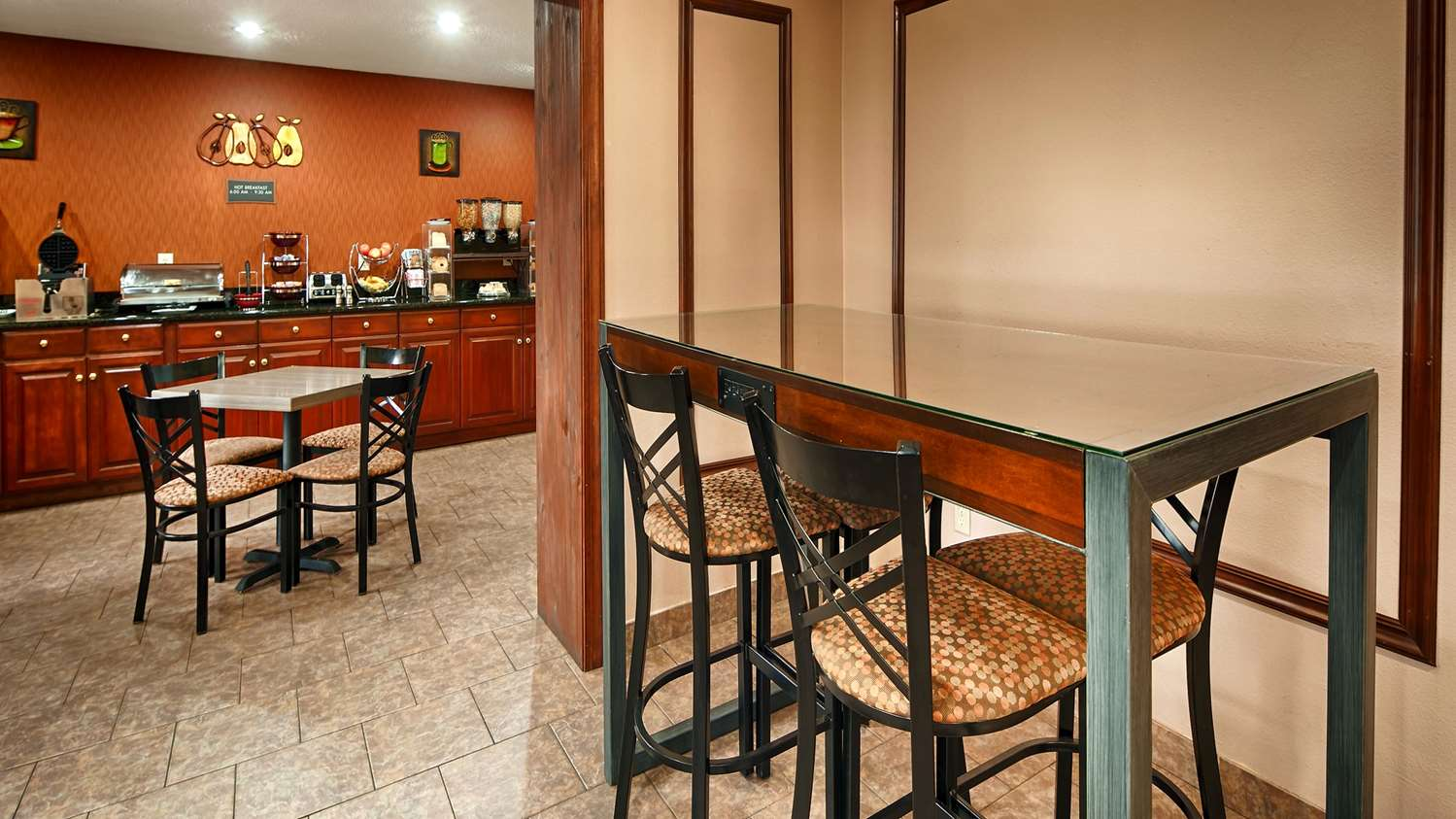 Restaurant - SureStay Hotel by Best Western Jackson