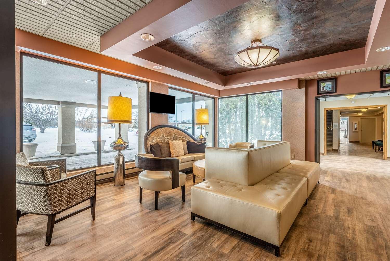 Lobby - Econo Lodge Brainerd
