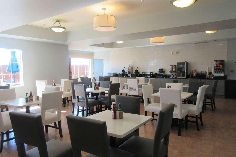 Restaurant - Best Western Crater Lake Highway White City Hotel