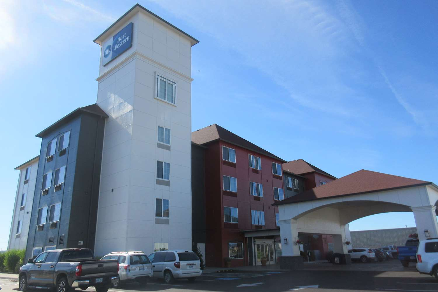 Exterior view - Best Western Crater Lake Highway White City Hotel