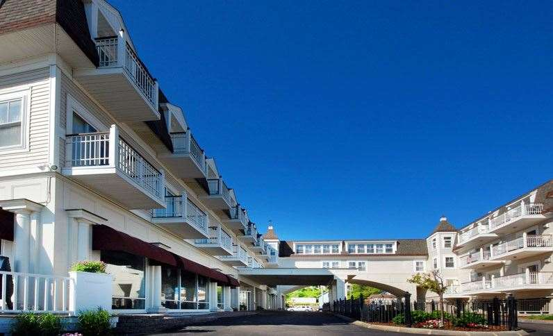 Exterior view - Nantasket Beach Resort Hull
