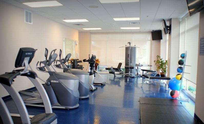 Fitness/ Exercise Room - Nantasket Beach Resort Hull
