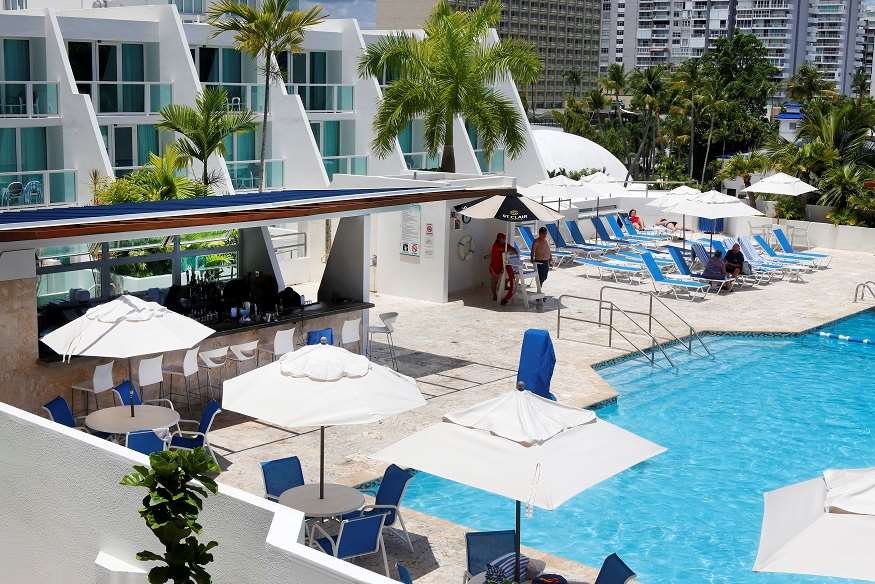 Bar - Mare St Clair Hotel Isla Verde San Juan