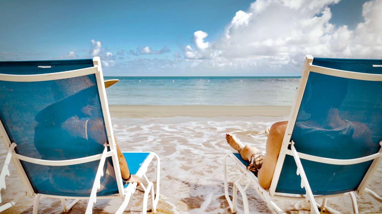 Beach - Mare St Clair Hotel Isla Verde San Juan