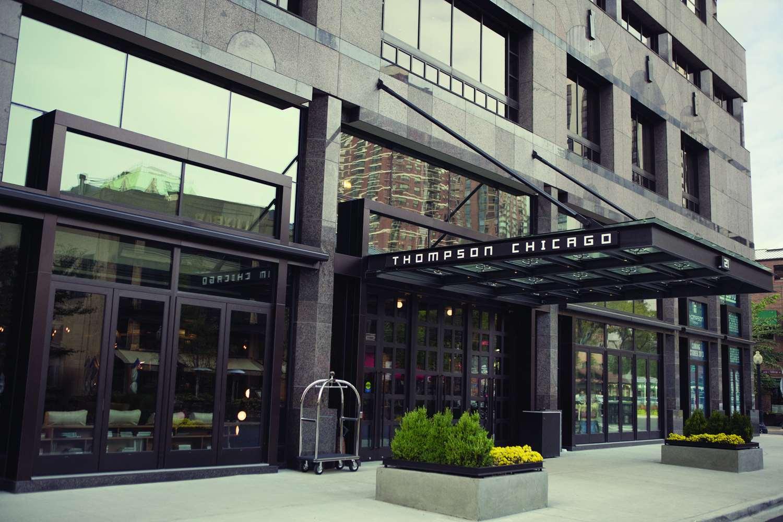 Exterior view - Thompson Hotel Chicago
