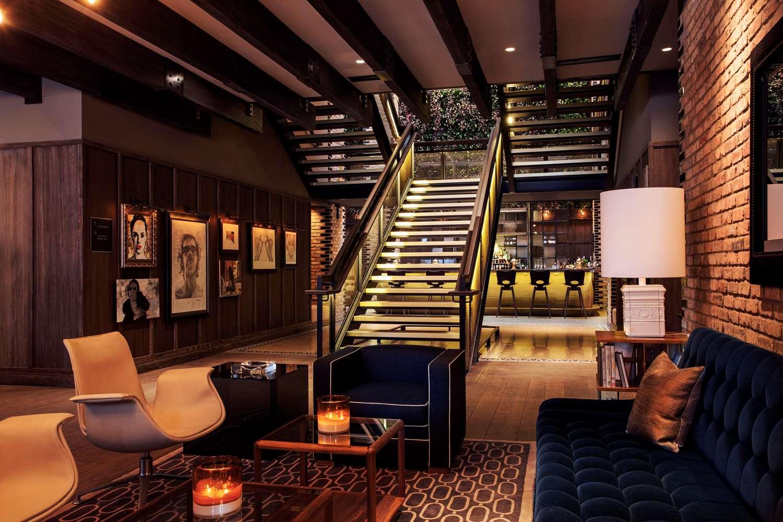 Lobby - Thompson Hotel Chicago