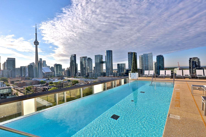 Pool - Thompson Hotel Toronto