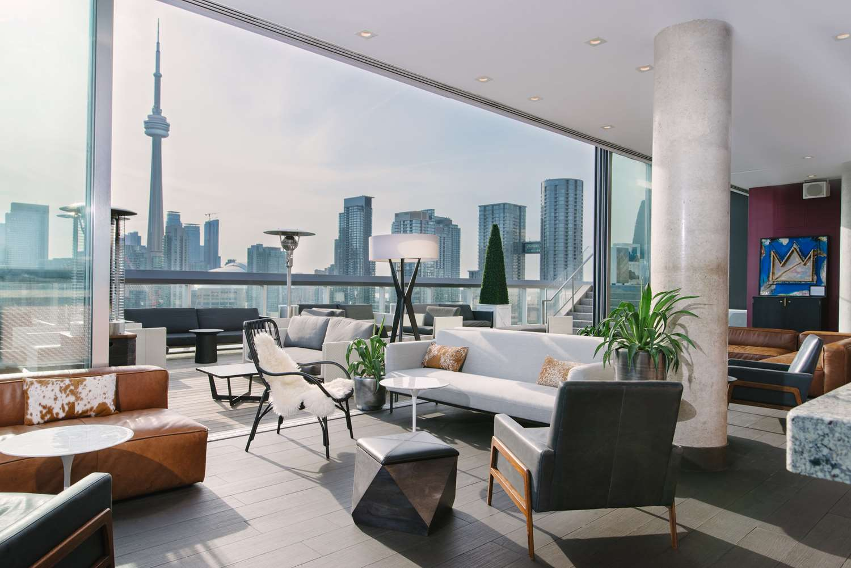 Bar - Thompson Hotel Toronto