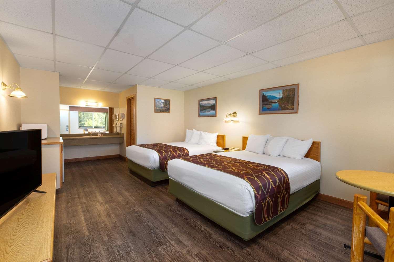 Room - Timbers Motel Travelodge Bigfork