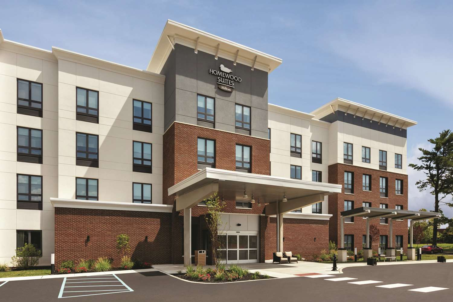 Exterior view - Homewood Suites by Hilton Horsham