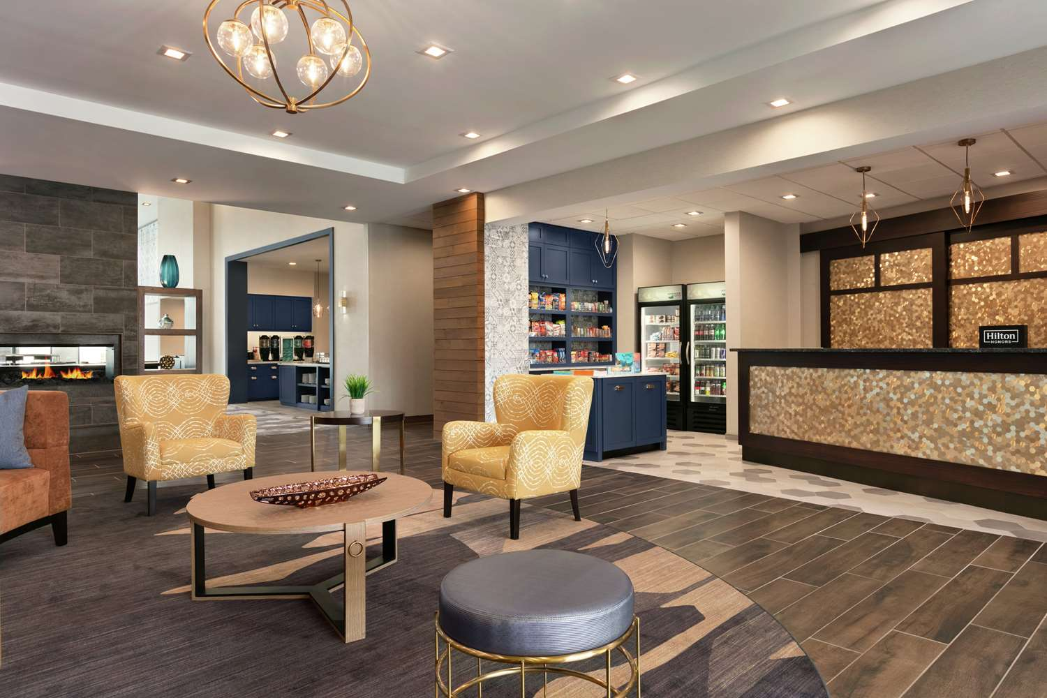 Lobby - Homewood Suites by Hilton Horsham