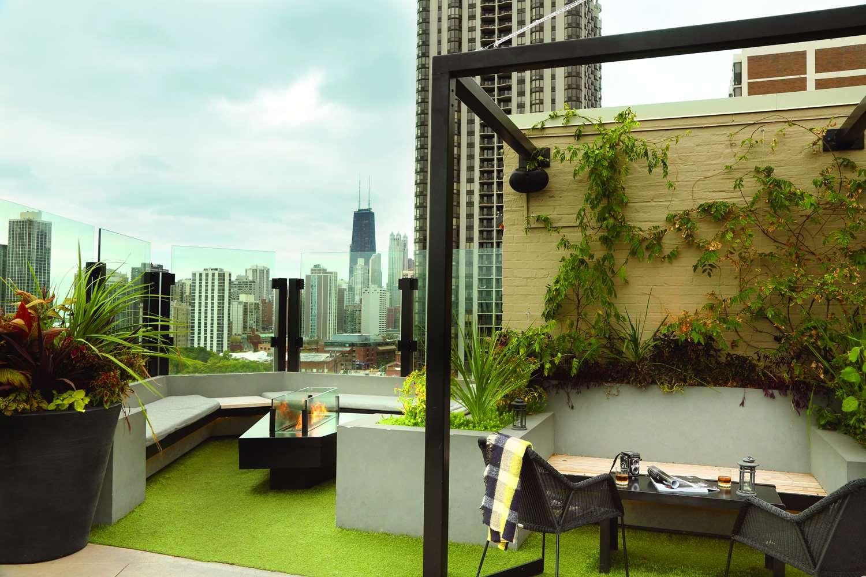 Bar - Hotel Lincoln Chicago