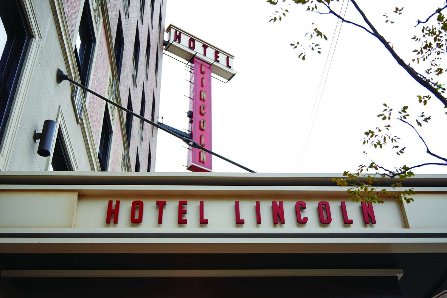 Exterior view - Hotel Lincoln Chicago