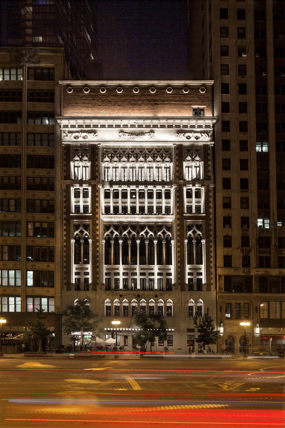 Exterior view - Chicago Athletic Association Hotel