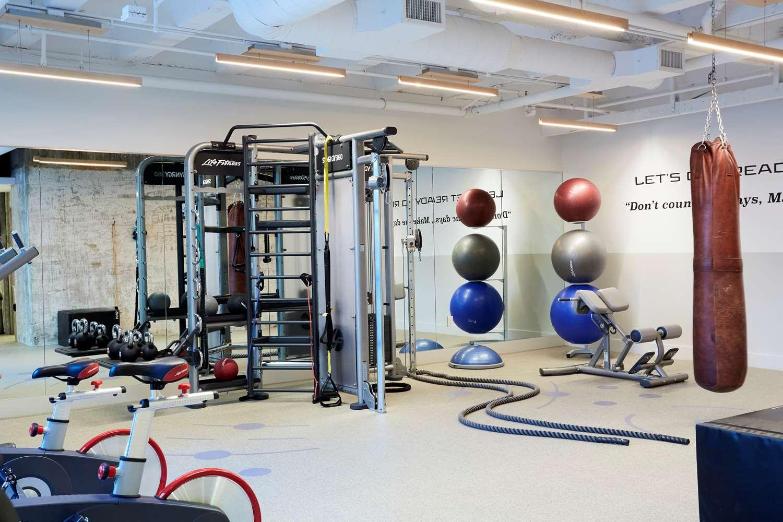 Fitness/ Exercise Room - Hotel Kabuki San Francisco
