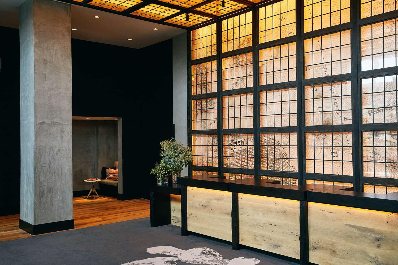 Lobby - Hotel Kabuki San Francisco