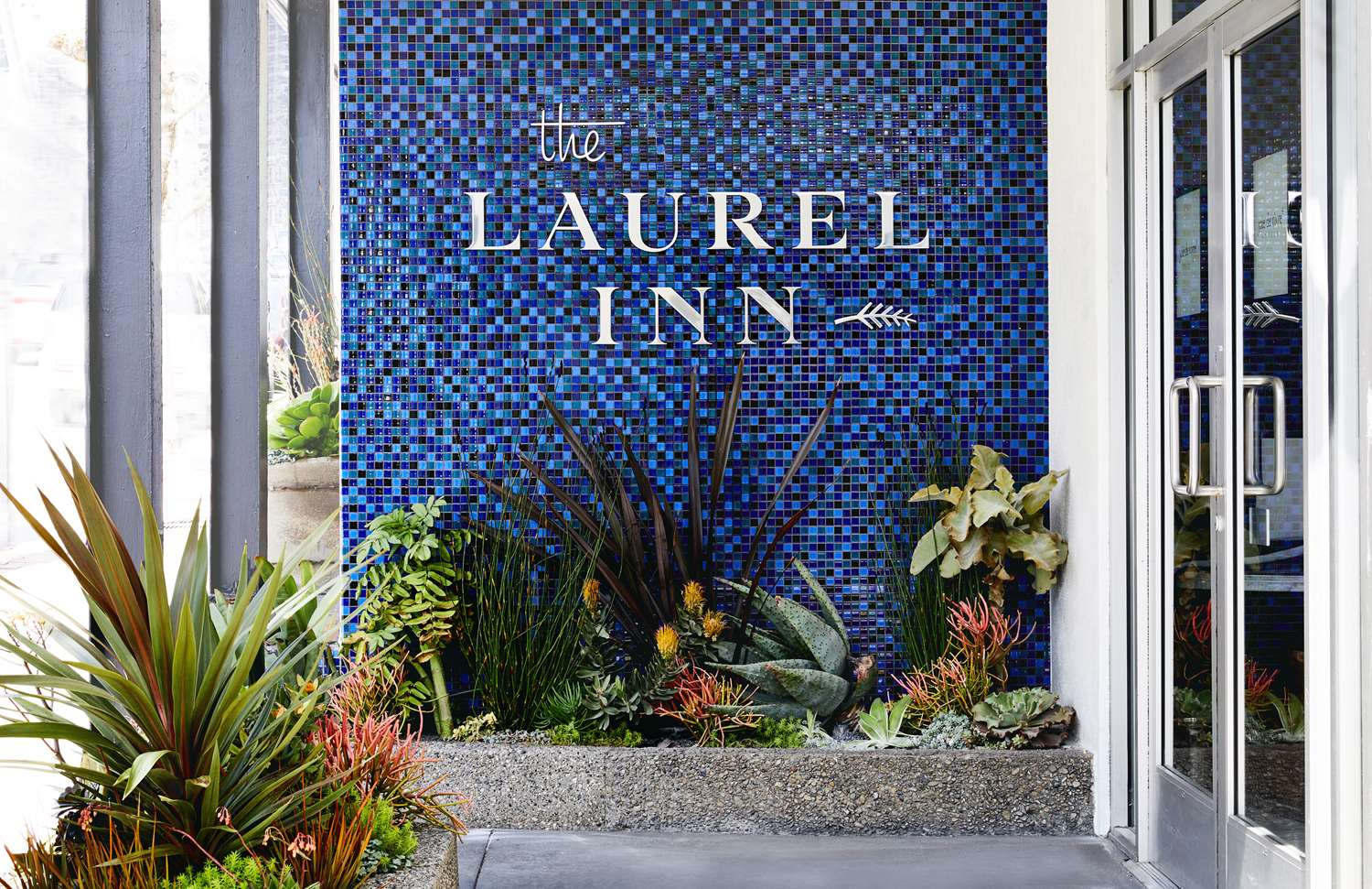 Exterior view - Laurel Inn Hotel San Francisco