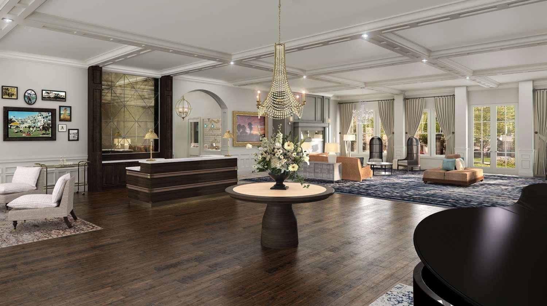 Lobby - Belleview Inn Belleair