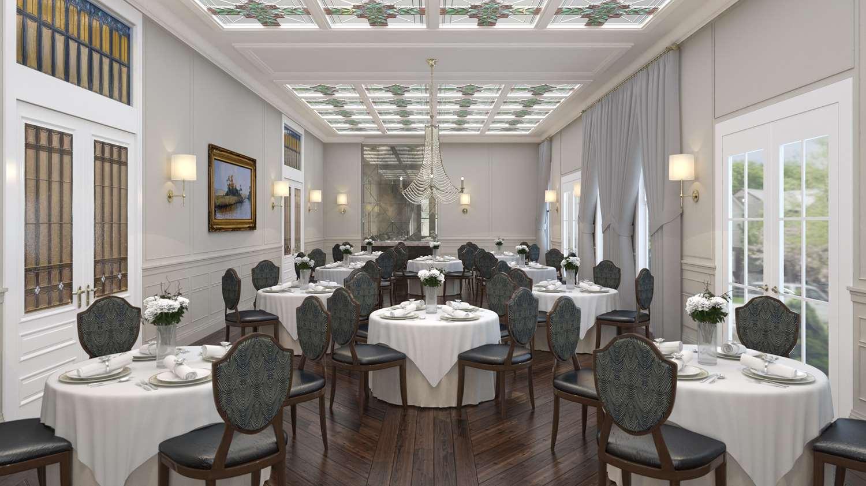 Restaurant - Belleview Inn Belleair