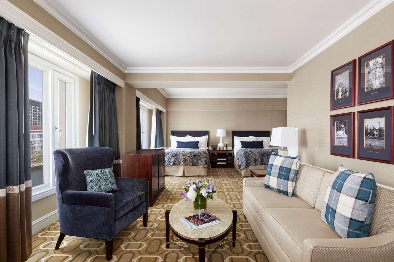 Room - Boston Harbor Hotel