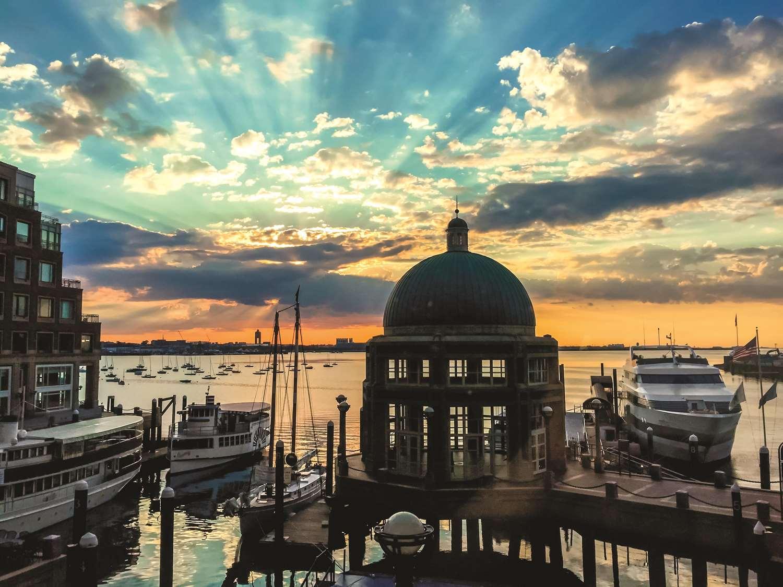Exterior view - Boston Harbor Hotel