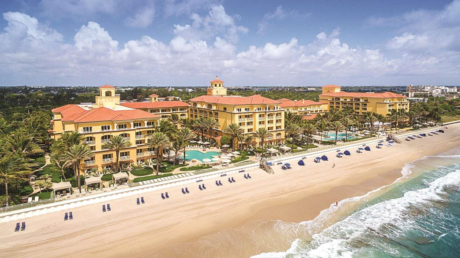 Beach - Eau Palm Beach Resort & Spa Manalapan