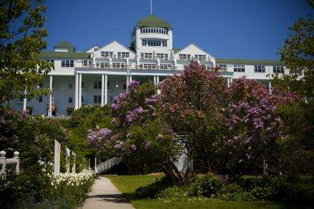 Exterior view - Grand Hotel Mackinac Island