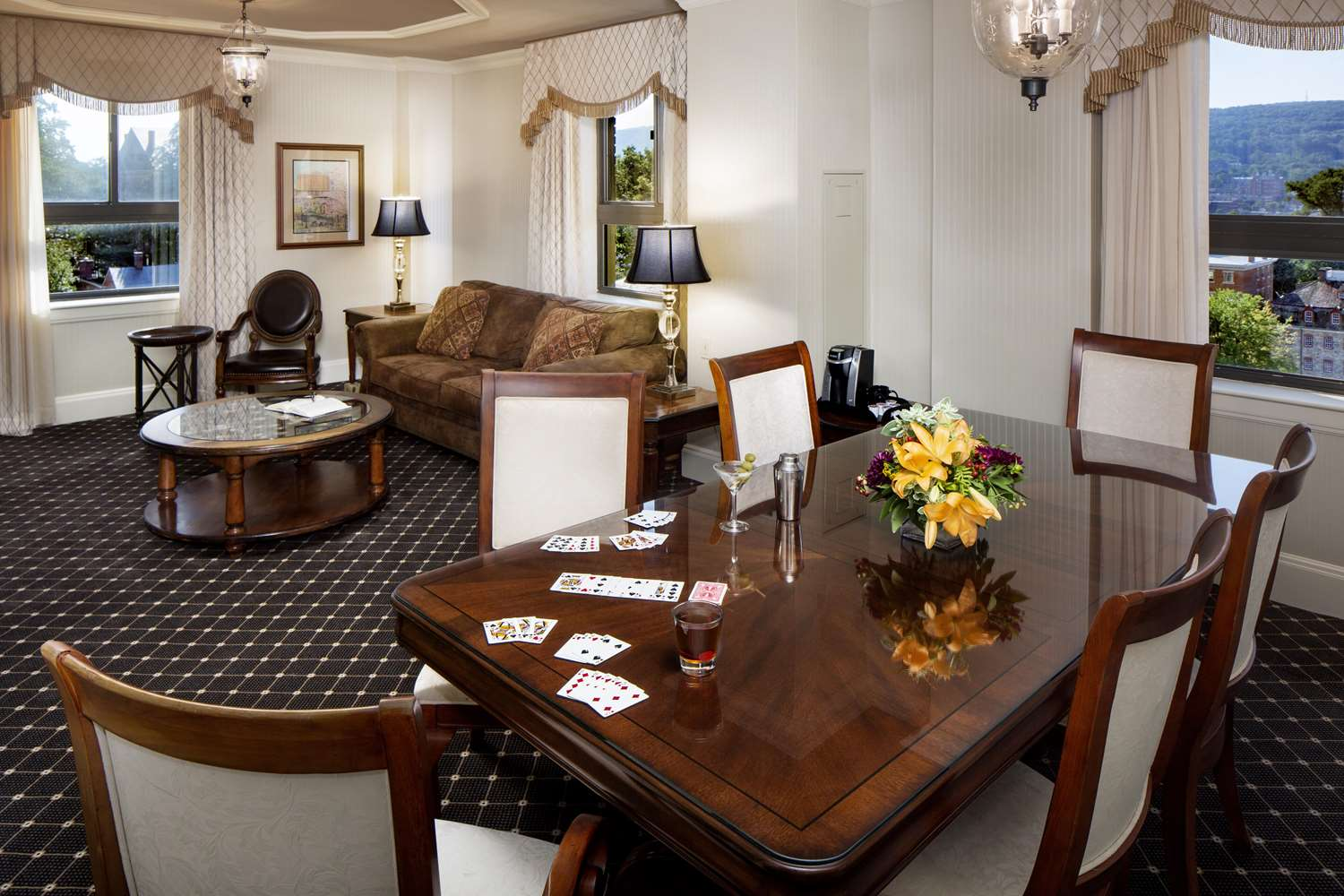 Suite - Historic Hotel Bethlehem