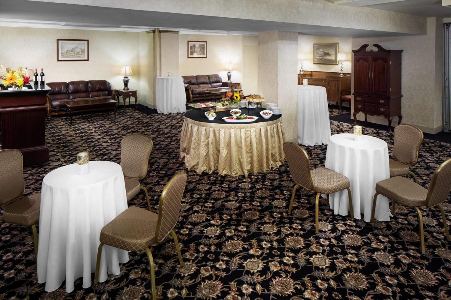 Meeting Facilities - Historic Hotel Bethlehem