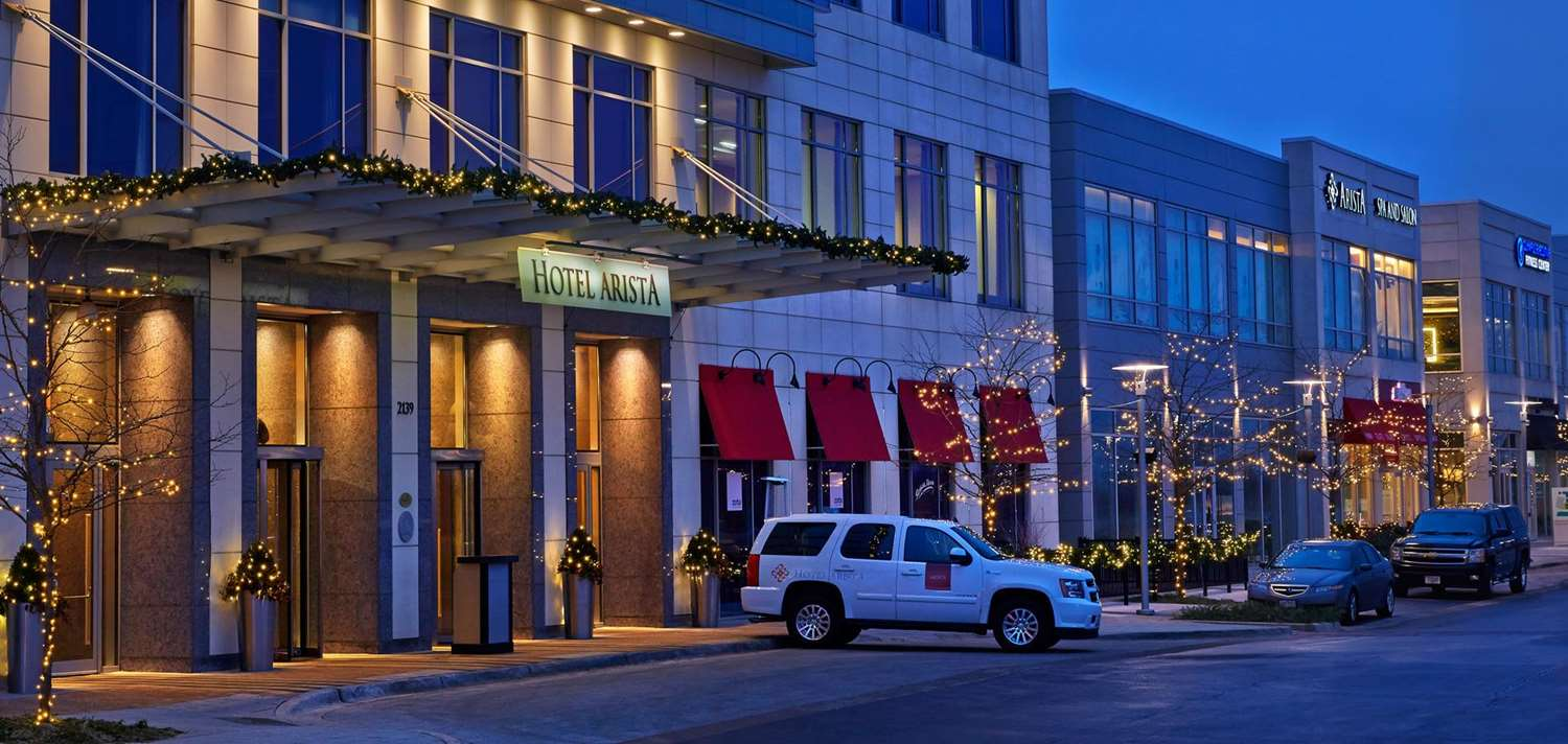 Exterior view - Hotel Arista at Citygate Centre Naperville