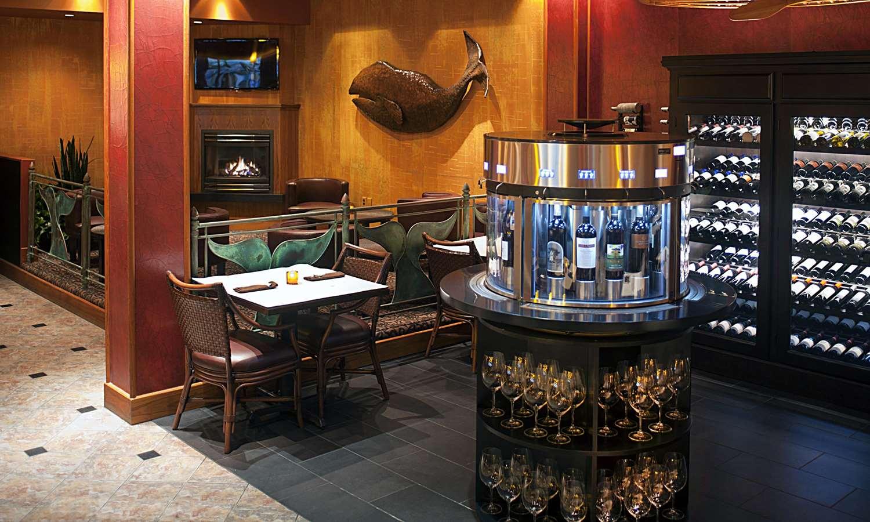 Restaurant - Hotel Captain Cook Anchorage