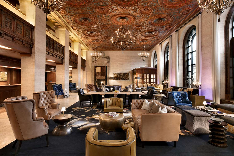 Restaurant - Hotel du Pont Wilmington