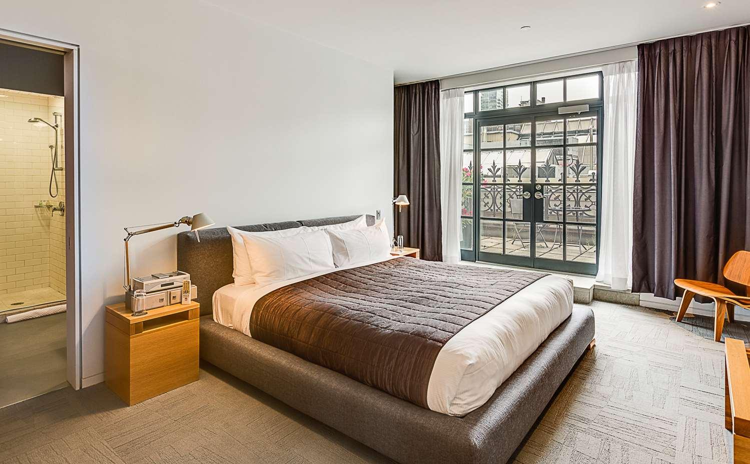 Room - Hotel Gault Montreal